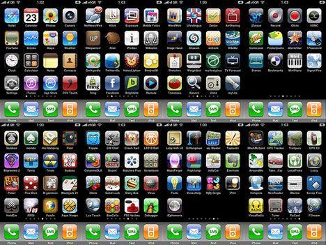Llega la revolución de las apps