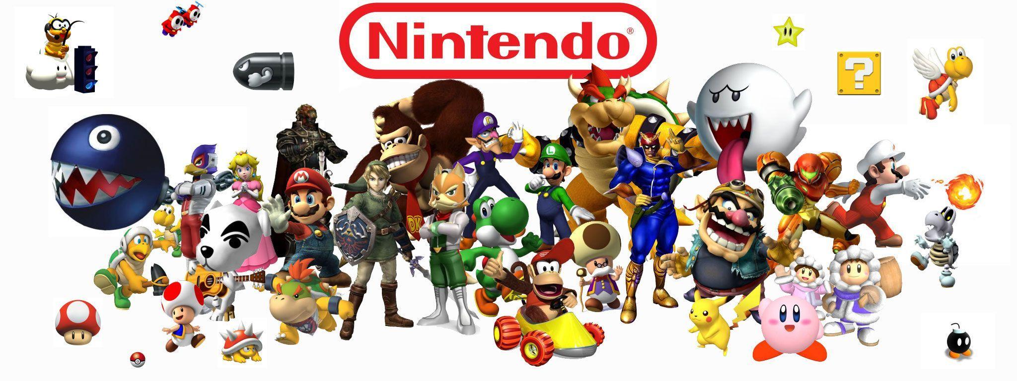 Nintendo revela trailer de Super Smash Bros y el nuevo título Super