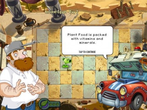 Plantas contra Zombies 2 ha llegado
