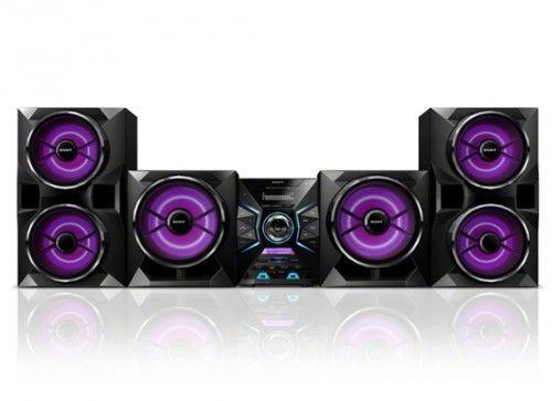 Sony muestra sus nuevos equipos de audio para que armes la fiesta en