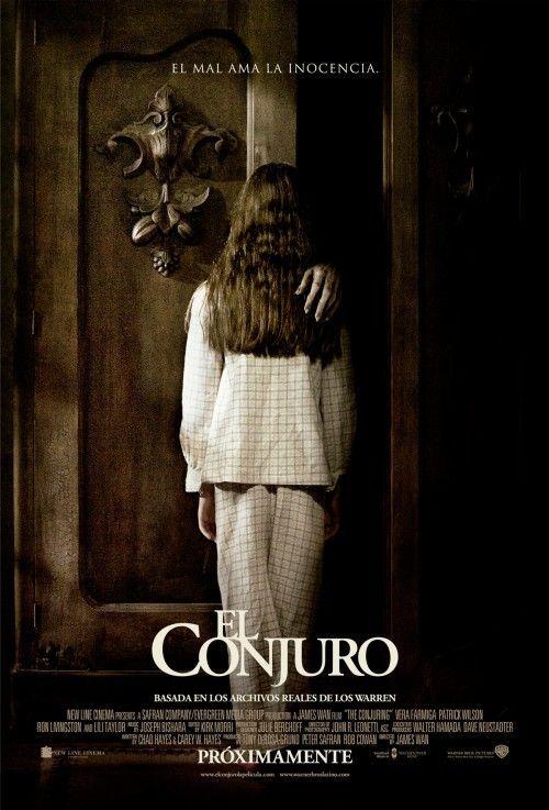 El conjuro El-conjuro-500x737
