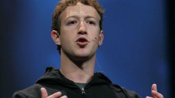 Mark Zuckerberg. datos en las redes sociales. publicidad de facebook.