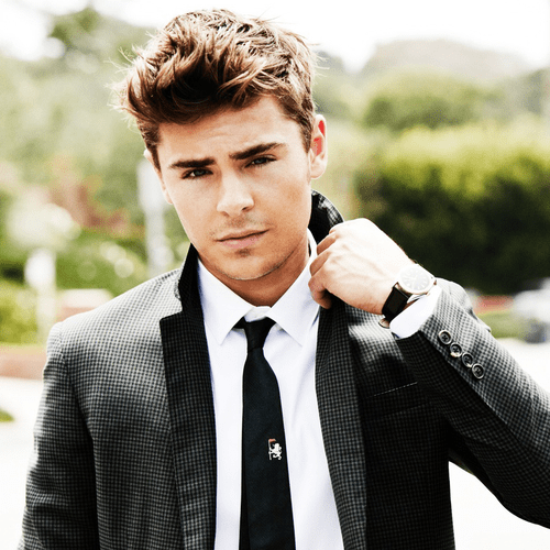 Plots for Singles! Zac+Efron