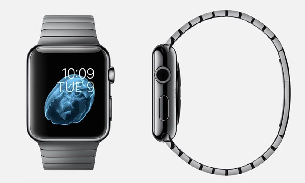 especificaciones del apple iwatch