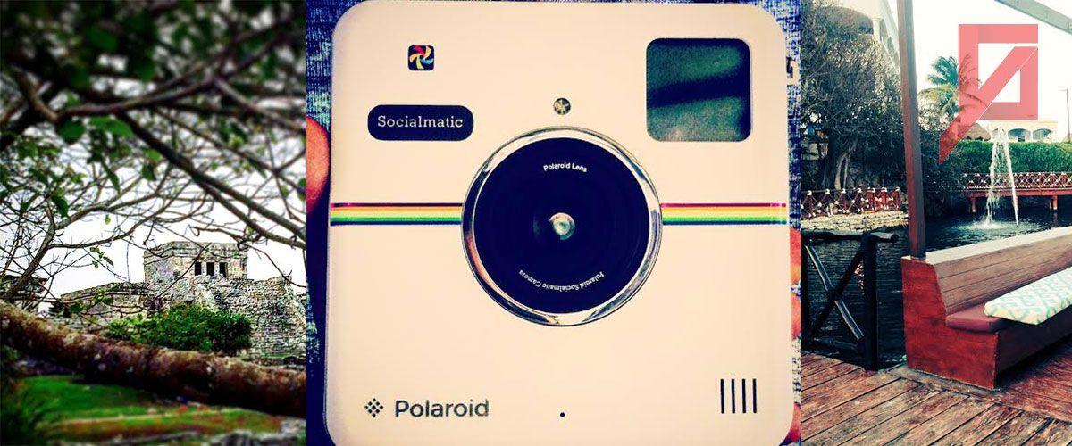 Lo bueno y lo malo de la Polaroid Socialmatic