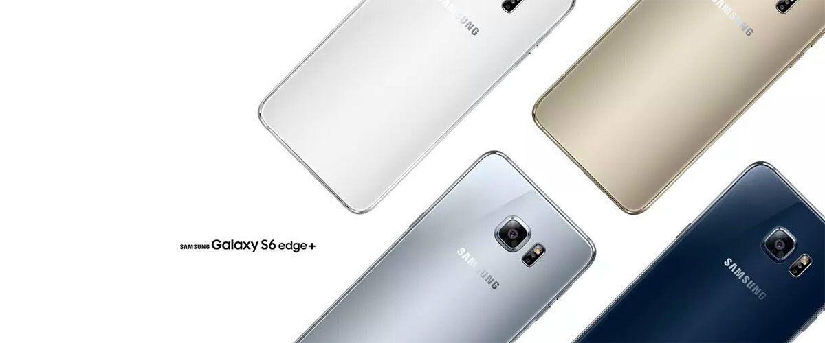 Con ustedes el Samsung Galaxy S6 edge Plus