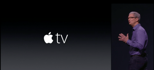 servicio en streaming de Apple