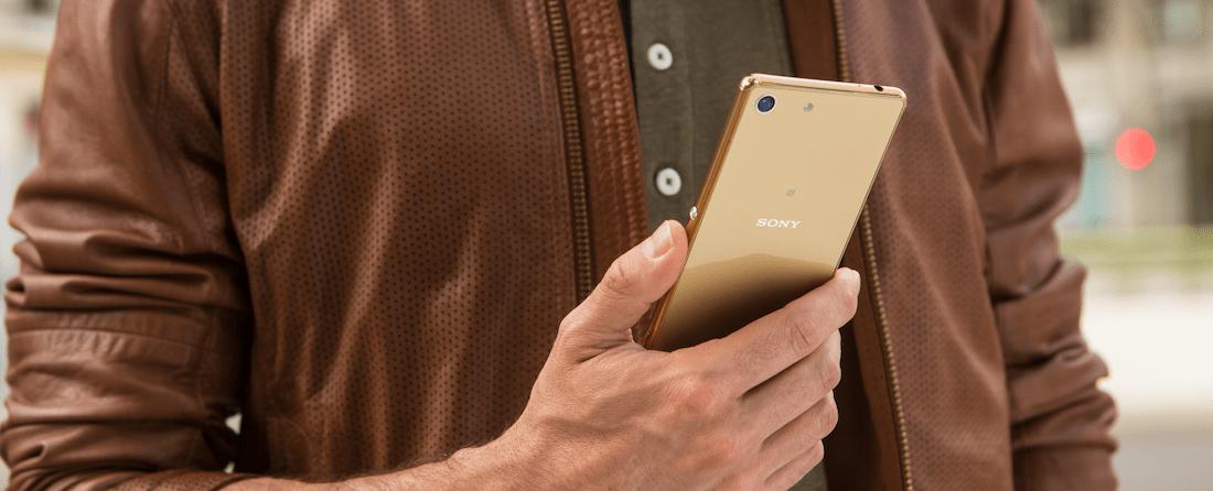 Xperia M5: el teléfono nuevo gama media de Sony. perder tu celular