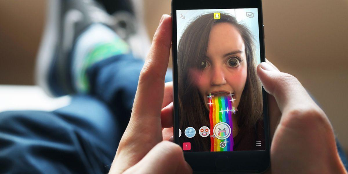 Snapchat no es tan complicado como parece, aprende a dominarlo