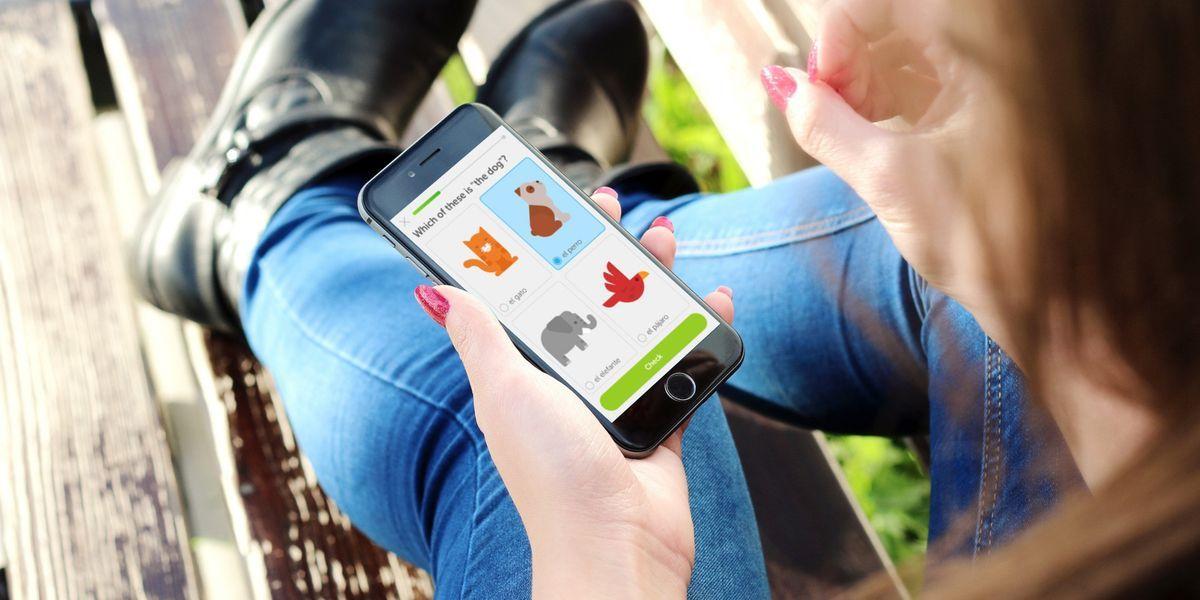 ¡Aprende inglés y otros idiomas con estas apps!