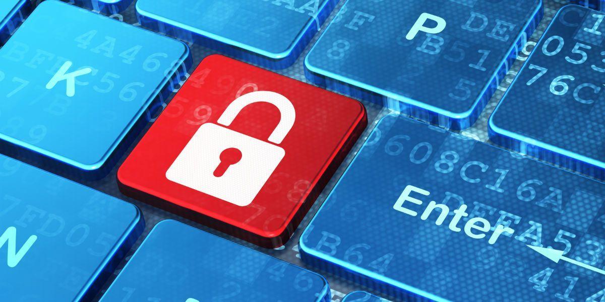 privacidad de datos. datos personales