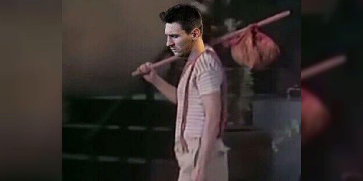 Lionel, hermano, ya eres Messicano.