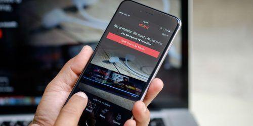 Netflix en Aeroméxico