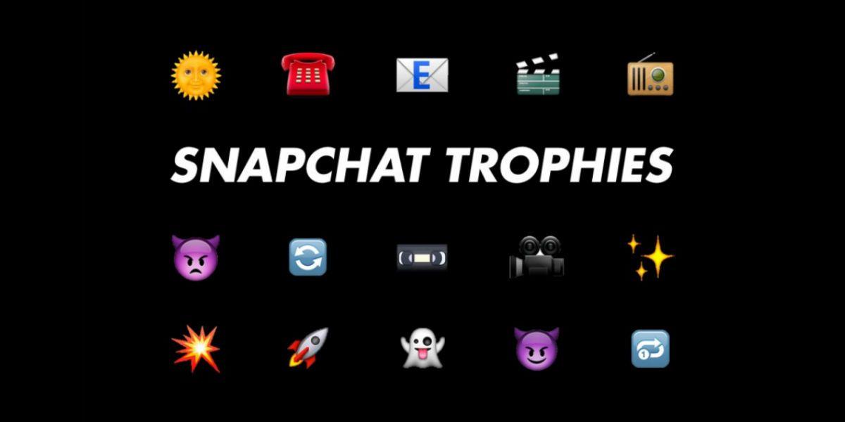 Ahora sí voy a desbloquear todos los trofeos de Snapchat
