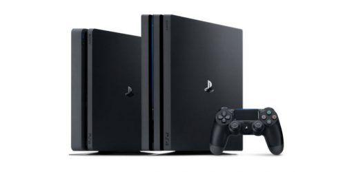PS4 Slim y PS4 Pro