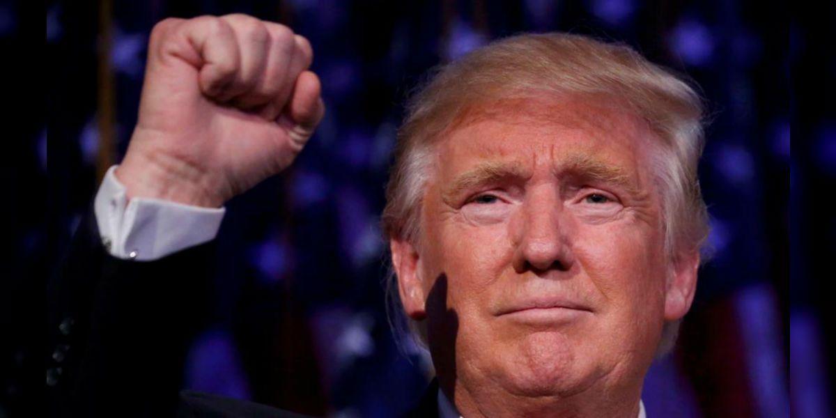 Nadie sabe qué celular utilizará Donald Trump como presidente ??
