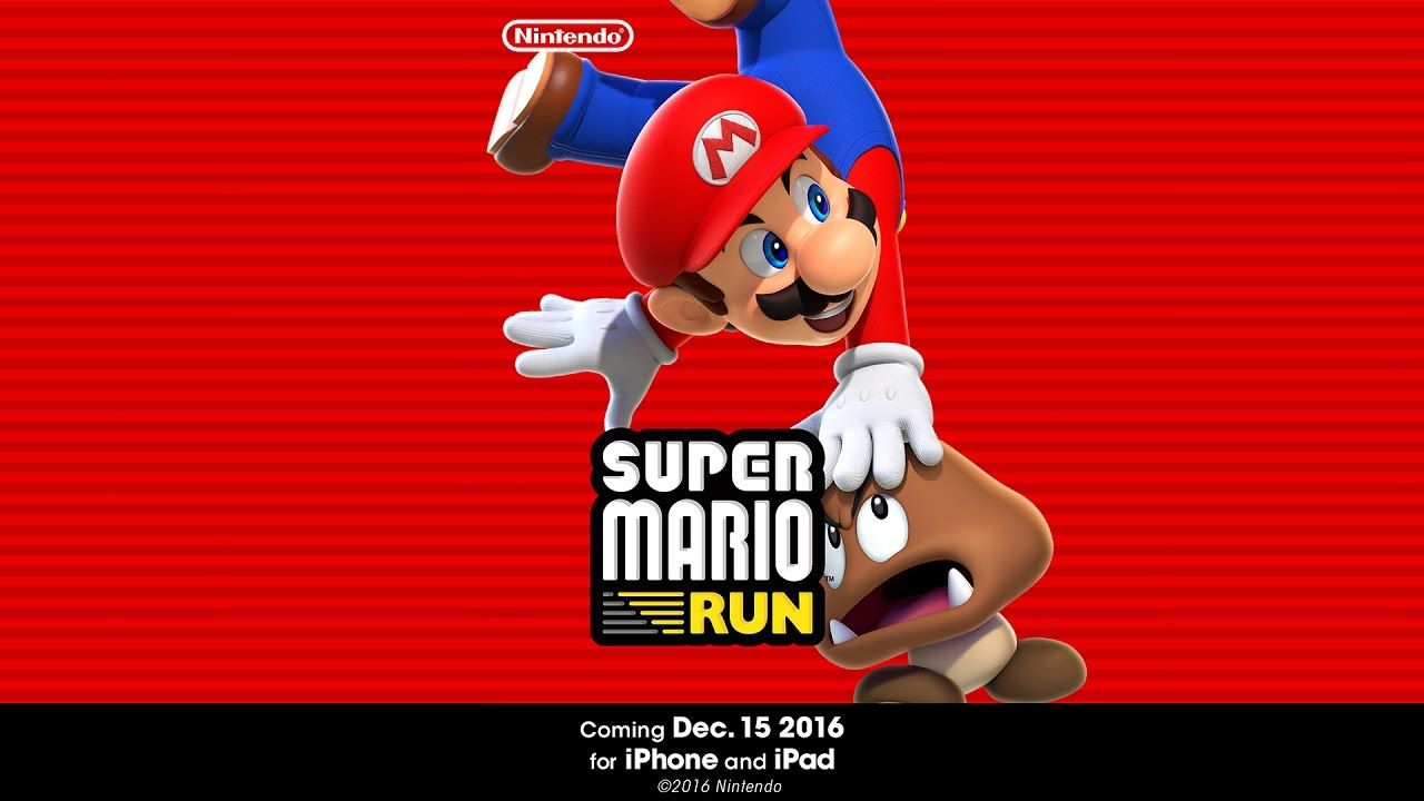 compra Super Mario Run.