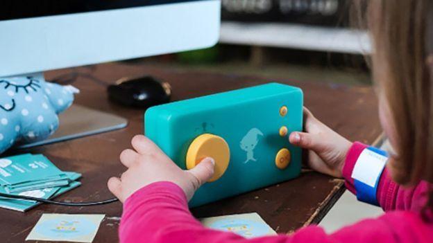Lunii: el gadget para que los niños hagan sus propios cuentos #GyCES17