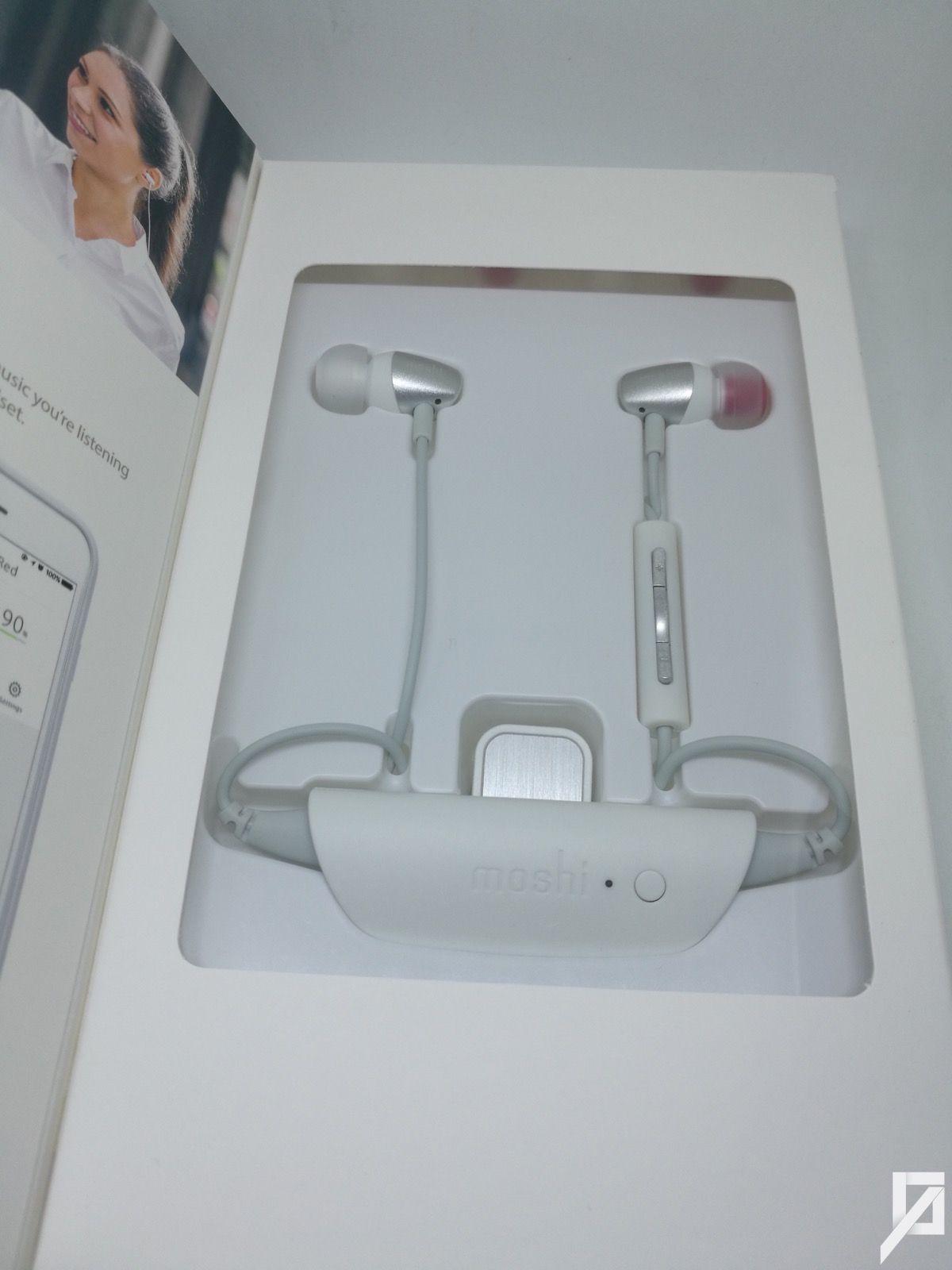 Moshi Mythro Air: Audífonos inusuales para fans de los earbuds |