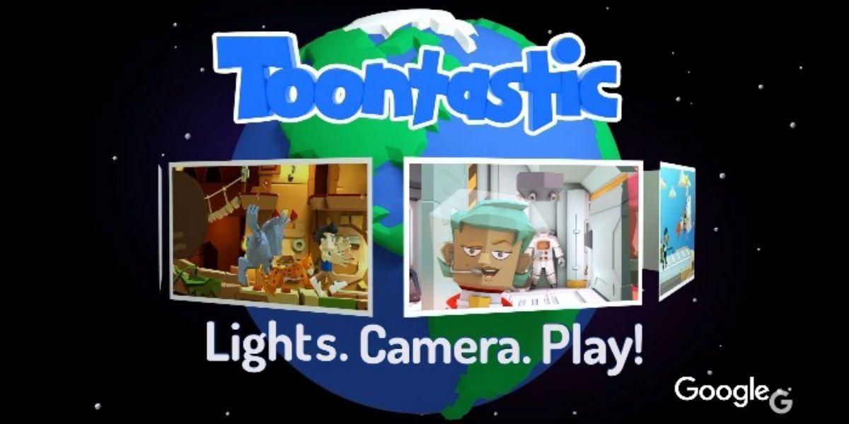 Toontastic 3D, la app de Google para que hagas tu propio video con dibujos animados