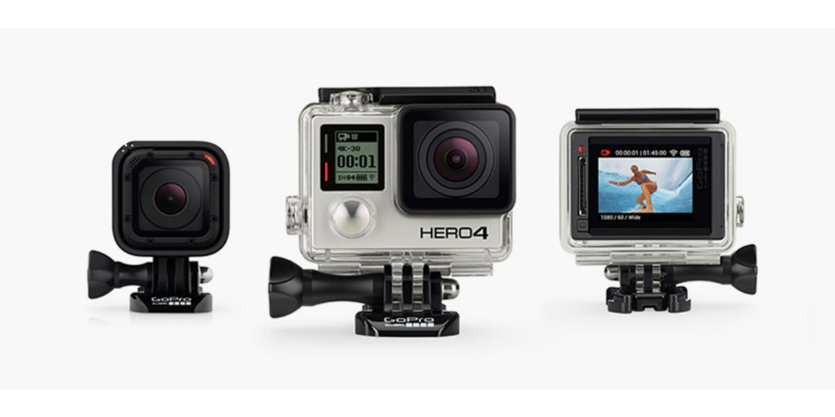 5 accesorios para GoPro: conviértela en la más completa y equipada