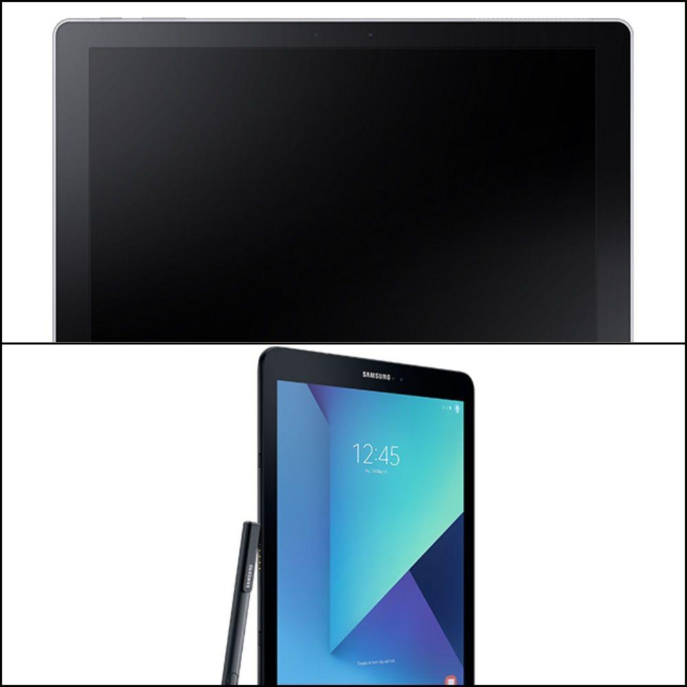 Galaxy Book o Galaxy Tab S3: ¿cuál de las nuevas tablets de Samsung te conviene?