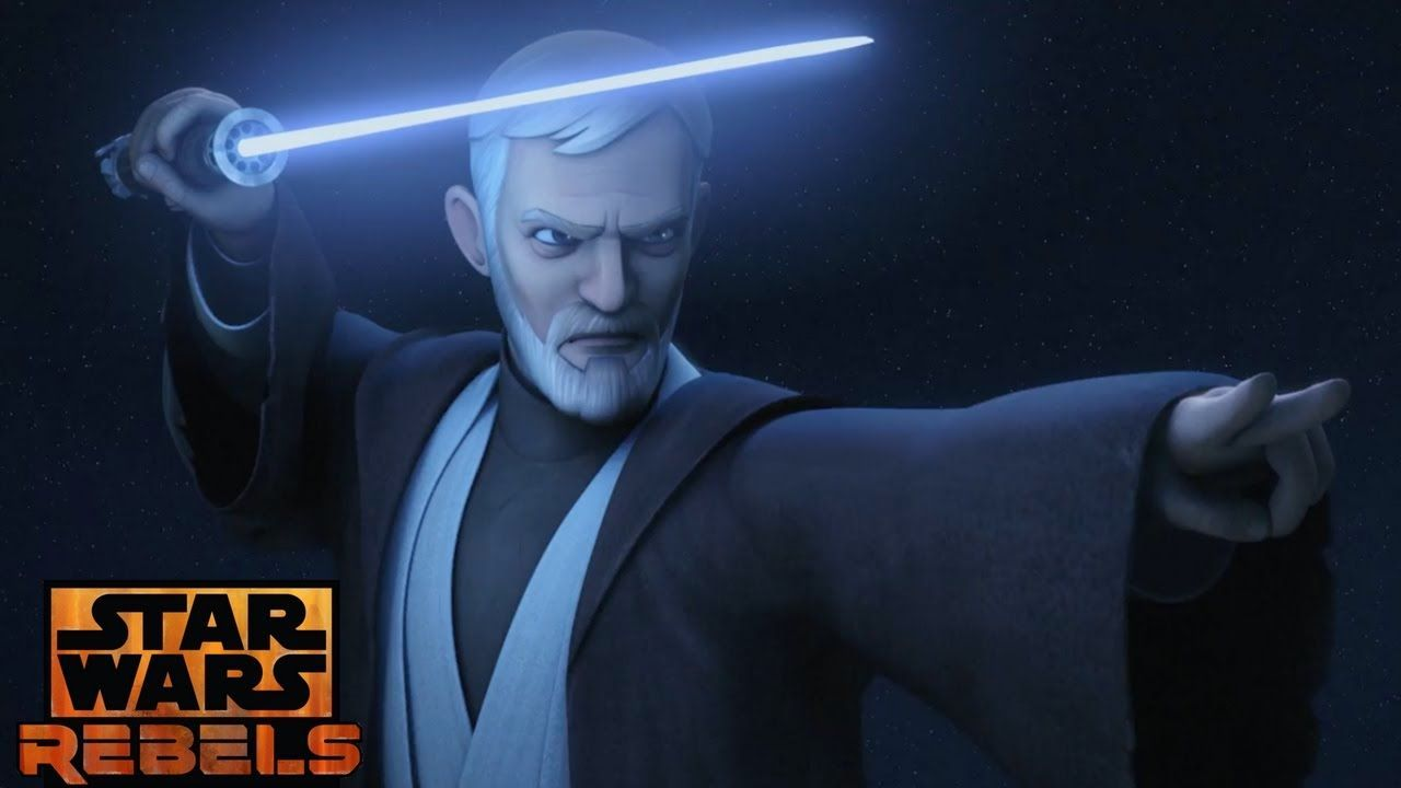 Star Wars Rebels Temporada 3. May the Fourth be with you