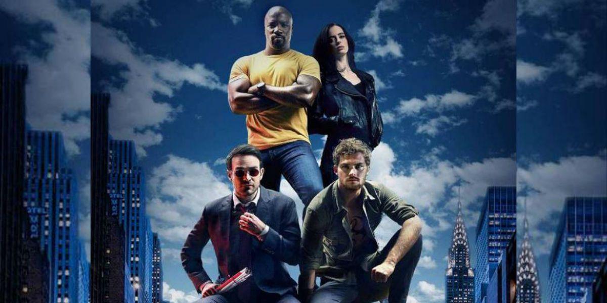 the defenders fecha de estreno