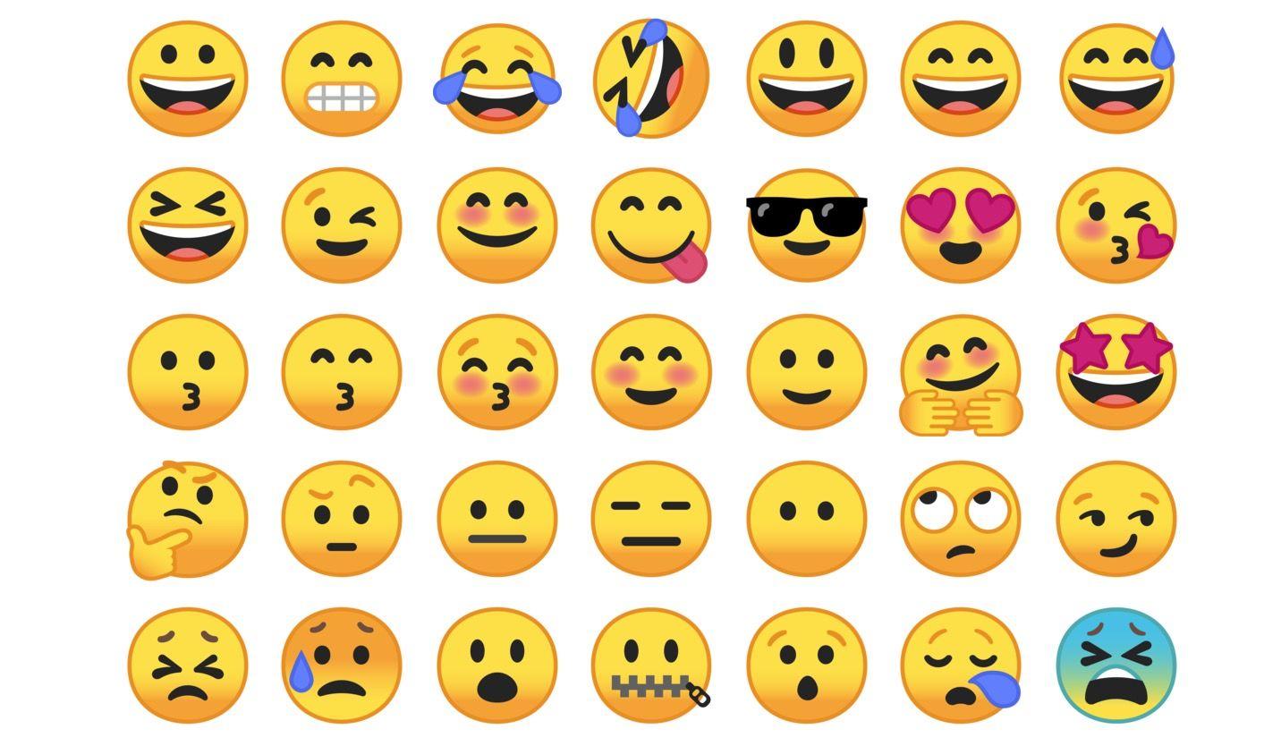 usar emojis