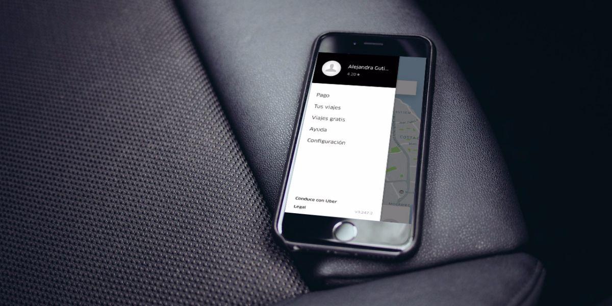 cómo checar mi calificación uber