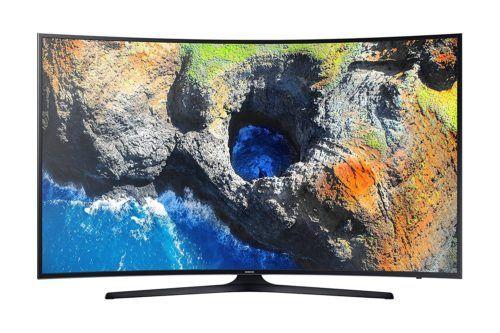 """Samsung 49"""" Smart TV Ultra HD 4K Curva. mejores marcas de televisores"""