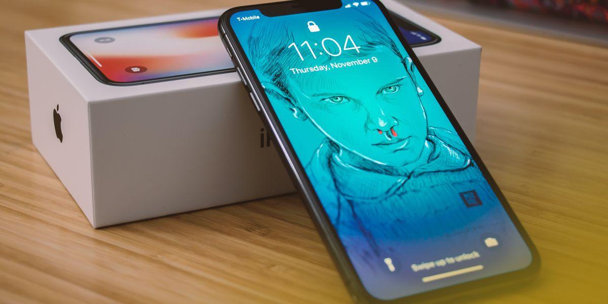 Vender un iPhone. el iphone xs max