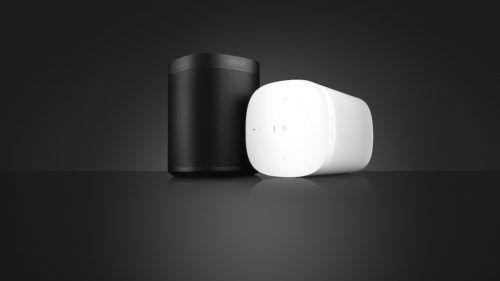 Sonos One. publicidad de facebook.
