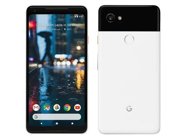 Pixel 2 vs iPhone 8