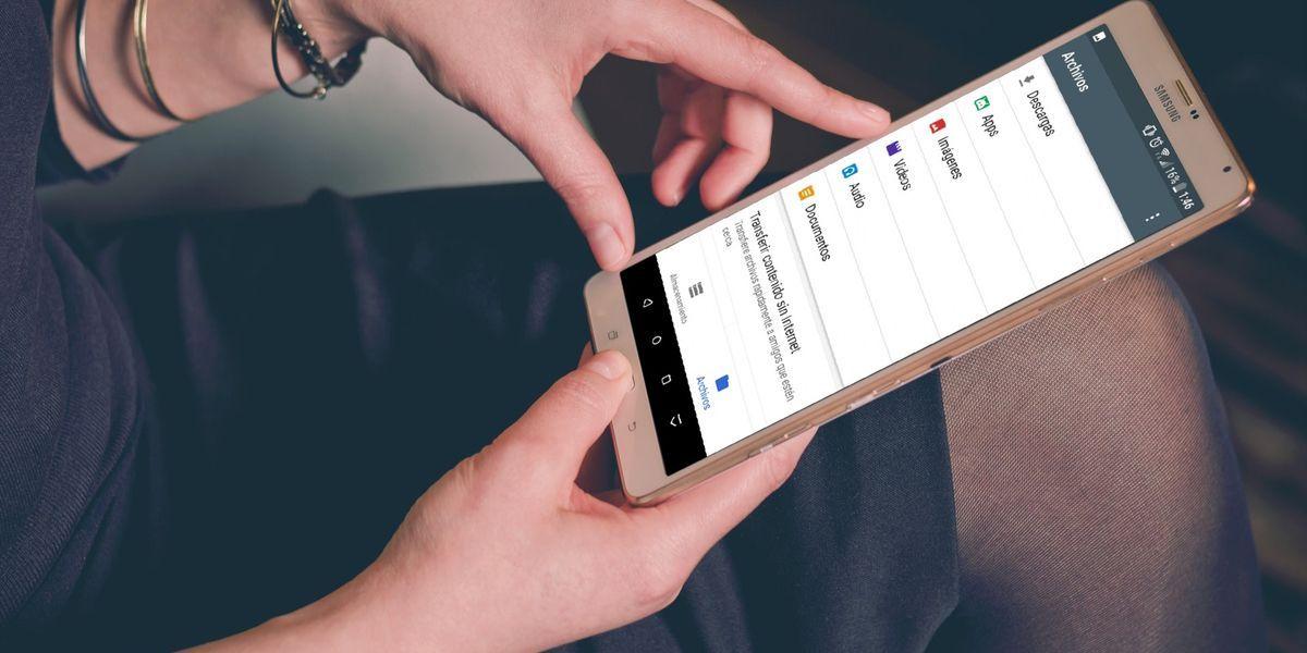respaldar archivos en Android