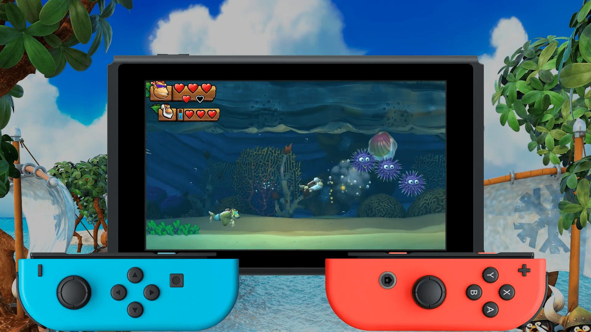 próximos lanzamientos del Nintendo Switch
