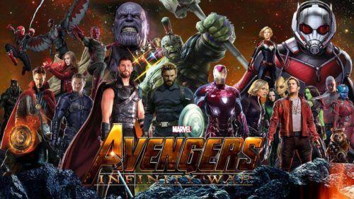 ver las películas de Marvel en orden