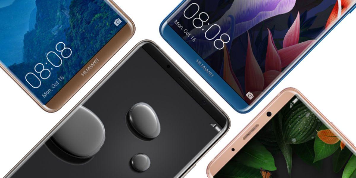 Huawei Mate 10 Pro en México. teléfono Huawei