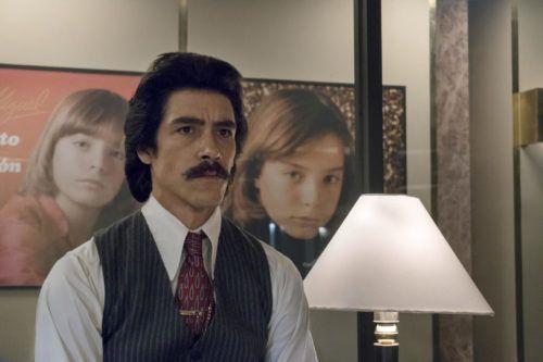 Luis Miguel La Serie en Netflix