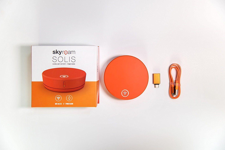 Skyroam Solis - global hotspot