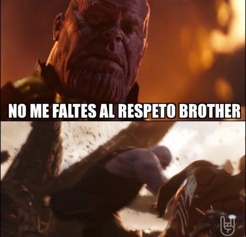 Sememenario Los Mejores Memes De Avengers Infinity War Sin Spoilers Y Mas
