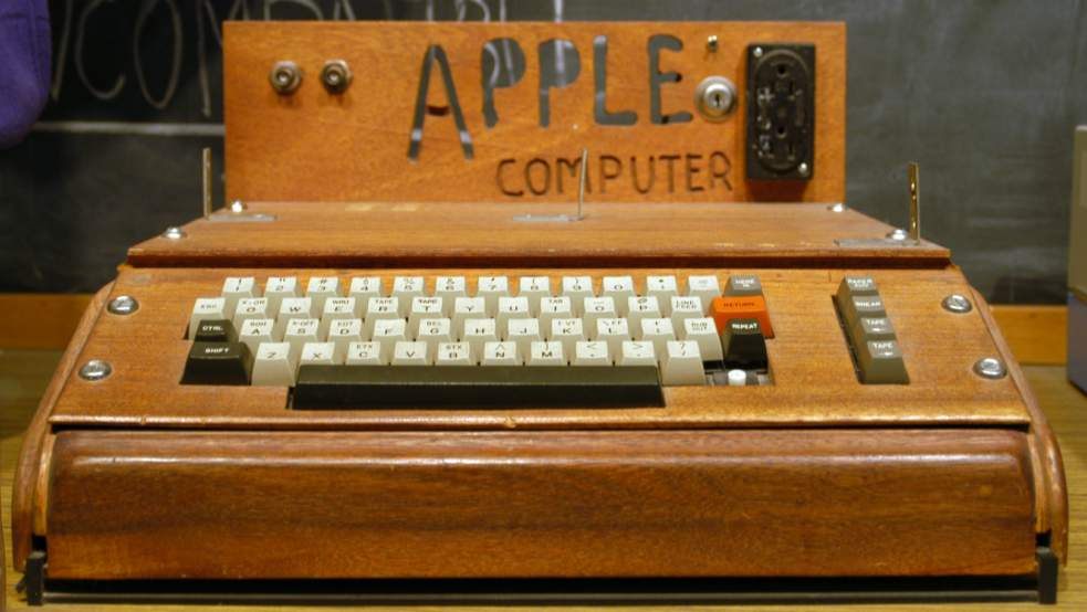 historia de apple resumida