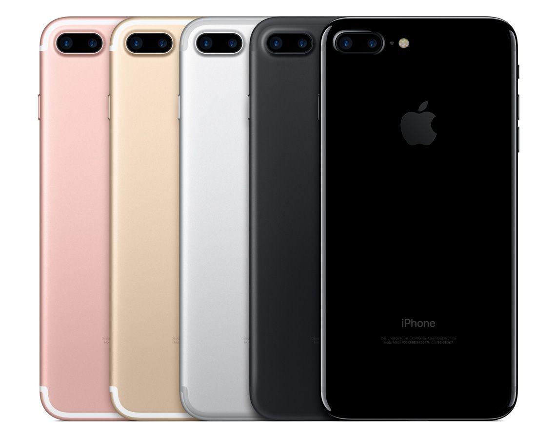 comparacion entre el iphone 7 plus vs iphone 8 plus