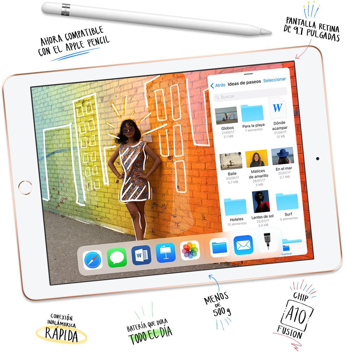 nuevo iPad en México 9.7 pulgadas