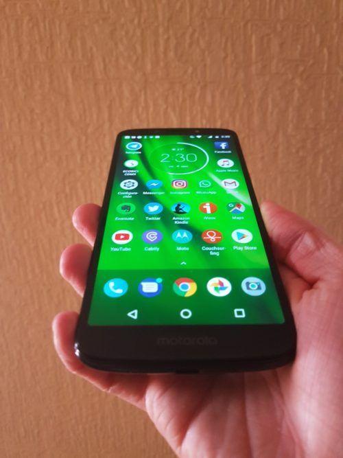 características del Moto G6 Play