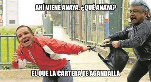 memes de Ricky Riquín Canayin