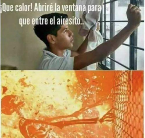 Memes del calor