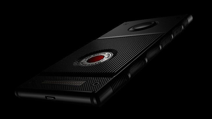 red hydrogen one en méxico