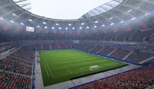 Mundial en FIFA 18