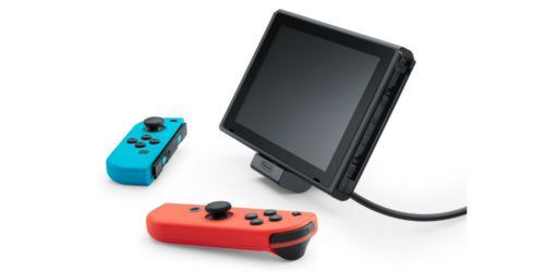 dock para nintendo switch